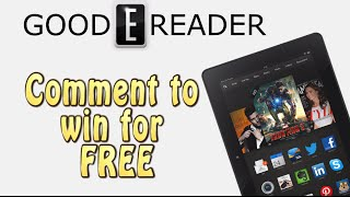 Win A FREE Kindle HDX 7