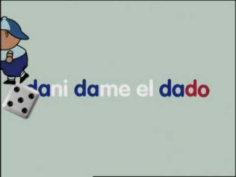 Doki - da de di do du - Sílabas