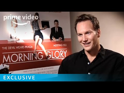 Patrick Wilson And Notting Hill's Roger Michell Talk Morning Glory | Prime Video