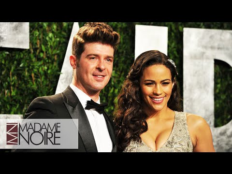 Robin Thicke & Paula Patton Are Officially Separated!!!