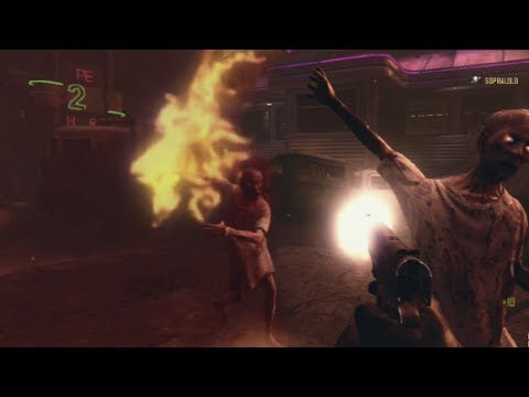 Turned 20 Killstreak - Black Ops 2 Zombies Highest Killstreak
