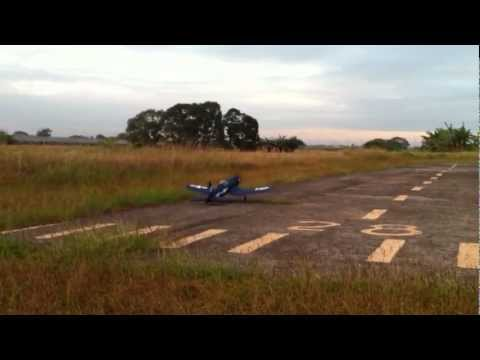 HobbyKing Orange RX 3-Axis Flight Stabilizer Gyro System Test