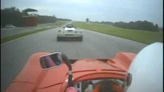 SCCA Spec Racer Ford, some mistakes and crash
