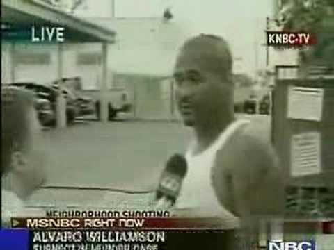 Murder suspect Live