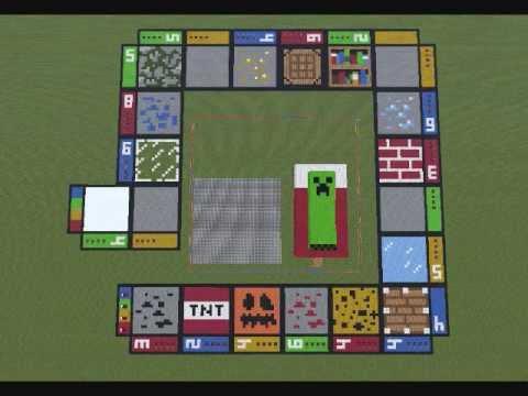 interesting minecraft board game - photo #4