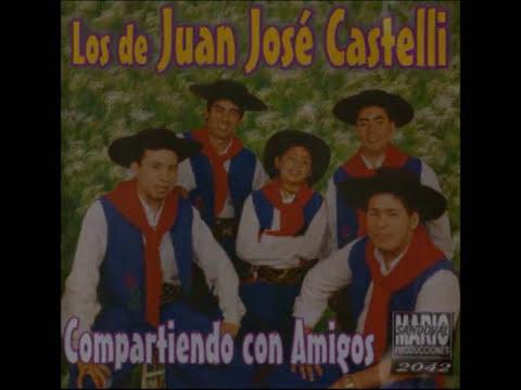 Los de Juan José Castelli - Compartiendo con amigos  -DISCO ENTERO-