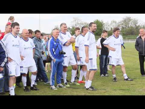 Как ветераны Динамо Киев пенальти били