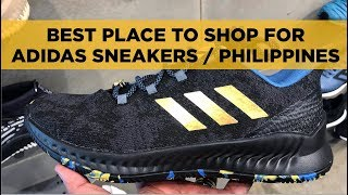 Best Shop to Buy adidas Sneakers in the Philippines? (Apart from Outlet)