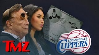Clippers Owner Donald Sterling to Girlfriend: Don't Bring Black People to My Games  (Sports)   4/27/14