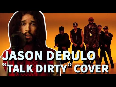 Jason Derulo - Talk Dirty | Ten Second Songs 20 Style Cover video