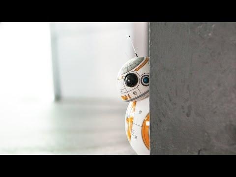 【ラジコン】日本でも発売開始した高性能ドロイド スターウォーズ BB-8が激熱!