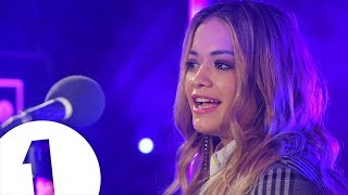 Rita Ora - Your Song in the Live Lounge
