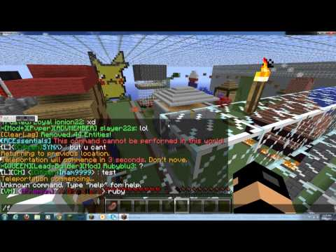 Minecraft Server ip review- RevelationCraft 1.6.2