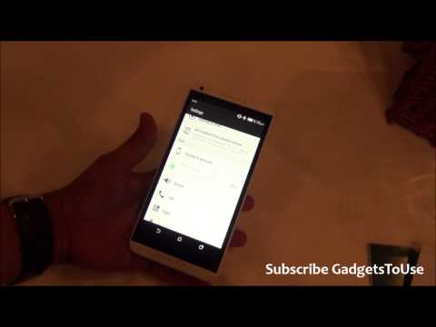HTC Desire 816 Hands on. Quick Review. Camera. Features. Software and Overview HD
