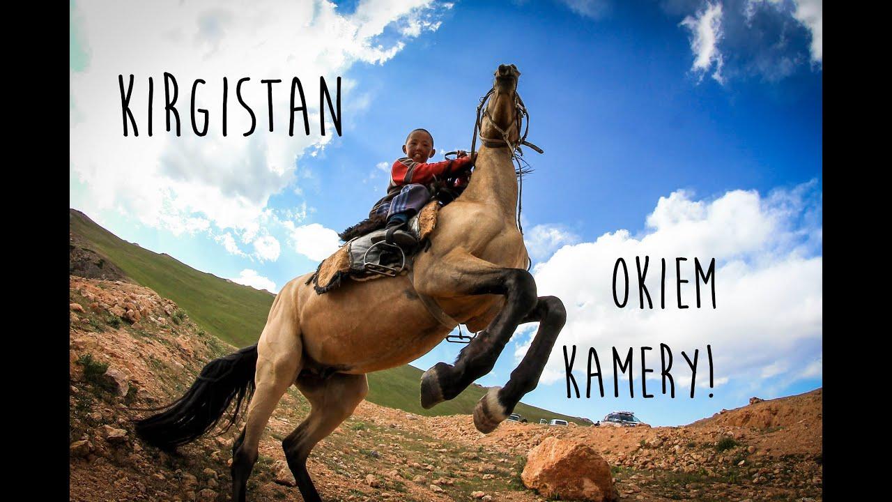 [HD] Azja Środkowa rowerem- Kirgistan 2014