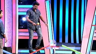 Thakarppan Comedy I A game with bat & ball ! I Mazhavil Manorama