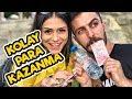 SOKAKTA PARA KAZANMA YARIŞMASI!! ft. EZGİZEM