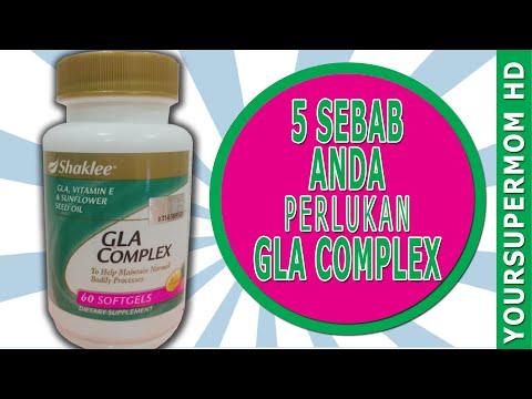 5 Sebab Anda Perlukan GLA Complex Shaklee yoursupermomHD