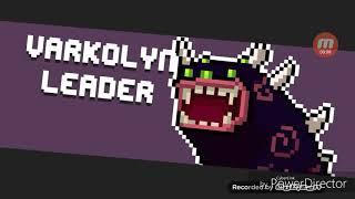 Soul knight元氣騎士 eliminate. Varkolyn Leader with robot(badass) 用機器人打贏瓦克恩
