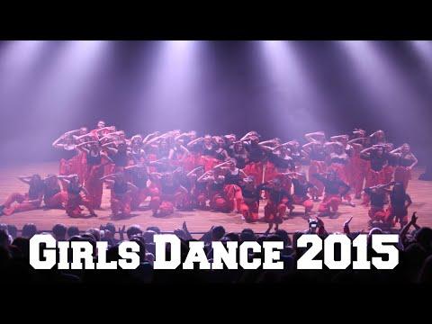 Caterham School Talent Show 2015 Girls Dance video