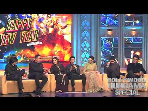 Shah Rukh Khan Shares Exciting Details About Slam The Tour