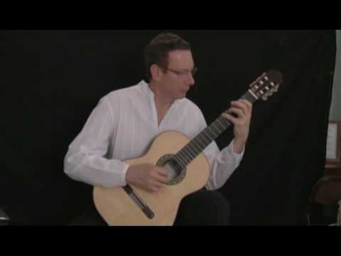 Sonatina Allegro by Jorge Morel (higher res) played by Gary Demos