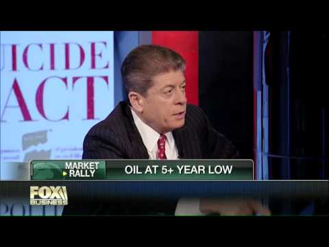Judge Napolitano: Senate Torture Report Exposes Multiple Crimes Commited By CIA