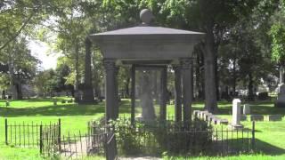 Tour The Mary Keokee Monroe Family Plot Woodland Cemetery Cleveland Ohio By Jennifer Leder
