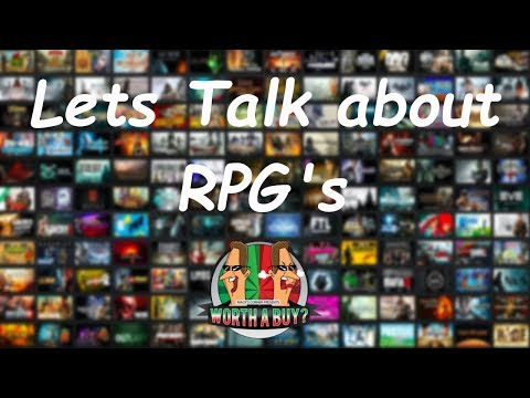 RPG's does that still have meaning?  Also my Witcher 3 WAB, where is it?