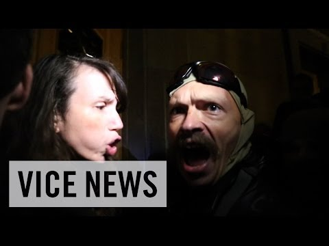 Protesters Break Into Kiev's Parliament: Russian Roulette in Ukraine (Dispatch 20)