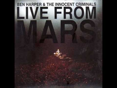 Ben harper Sexual healing Live from mars