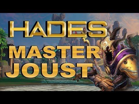 SMITE! Hades, Tipica setup con 0 sinergia xD! Master Joust S4 #42