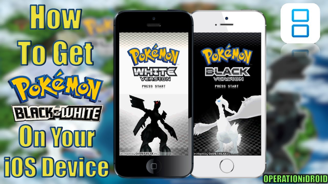 patched pokemon black and white advance rom
