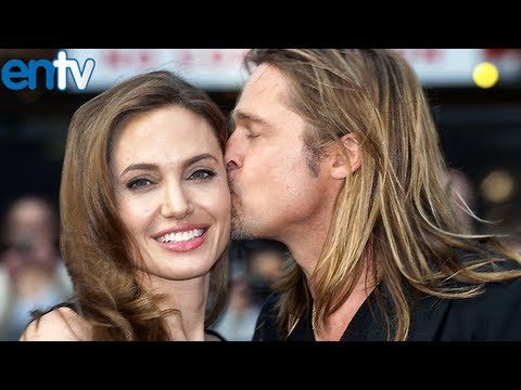 Angelina Jolie World War Z Premiere - First Appearance Since Surgery