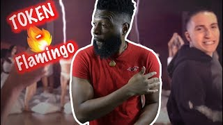 Token Flamingo Official Audio Reaction