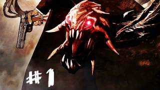 The Darkness 2 Gameplay Walkthrough Part 1 - Intro (Xbox 360/PC/PS3)