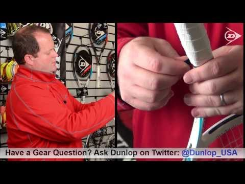 How To Change the Grip on Your Tennis Racquet
