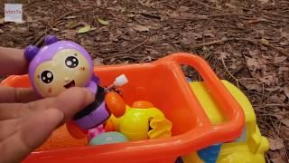 Trò chơi đi săn con vật con cá lên bờ 🚀 MonTv ToysReview 🚀 Đồ chơi trẻ em và Mon