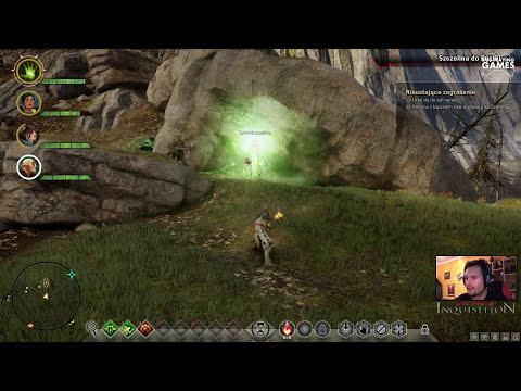 Dragon Age: Inkwizycja (#3) Eksploracja totalna (Roj-Playing Games!) 1080p60 HD GAMEPLAY