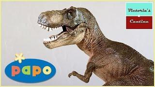Papo Brown Tyrannosaurus Rex Review