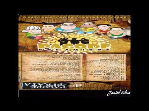 A Roda de Samba do Pagode dos Amigos Completo - Jamiel Silva