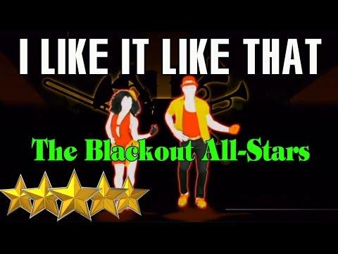 I Like It like that - The Blackout Allstars  ...