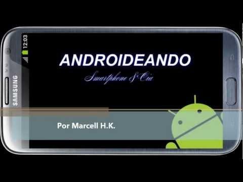 Como Liberar o Acesso Root no Samsung Galaxy Note GT N7000 com Android 4.1.2 XXLSZ