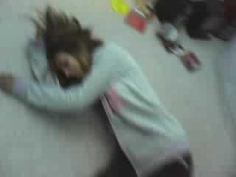 Ghost Kills Girl Scary Ghost Girl Kills Girl