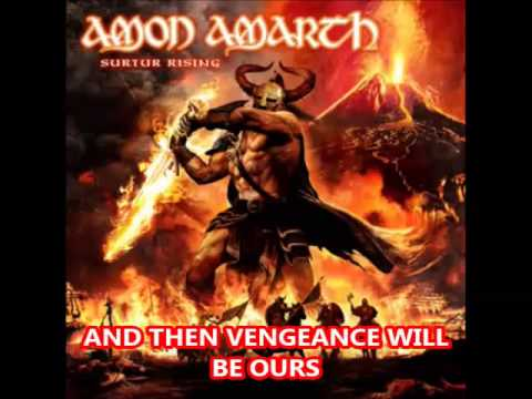 Amon Amarth For Victory Or Death 8 Bit [With Lyrics]