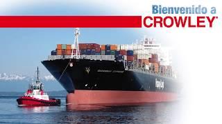 Crowley Launches Second ConRo Ship Taino