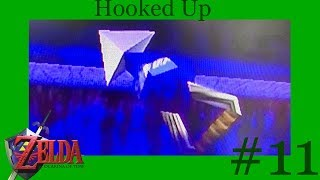 HOOKED UP (The Legend of Zelda: Ocarina of Time #11)