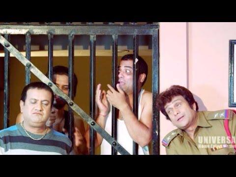 Gullu Dada Thriee Hyderabadi Movie    Sajid And Aziz Comedy Scenes    Back To Back Part  01 video