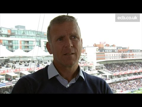 Alec Stewart on Alastair Cook passing Graham Gooch's record