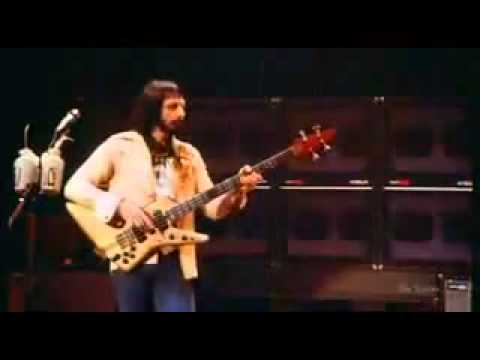 THE WHO ( OX CAM ) : WON'T GET FOOLED AGAIN...ISOLATED BASS  HQ